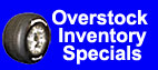 Overstock Racing Tires