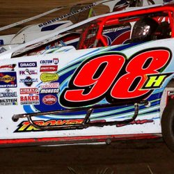 Modified Dirt Track Racing Tires